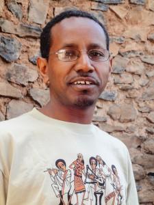 Dr. Asrate Zemede, Initiator und Gründer des Vereins Hahu-Ehtiopia.