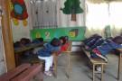 Schulkinder des Hilfsprojektes Hahu-Ethiopia während des Mittagschalfes